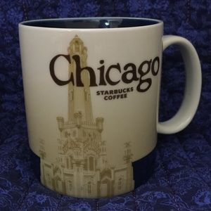 Starbucks City Mugs Series Chicago 2012